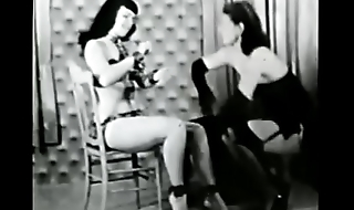 Bettie Page All Tied Up