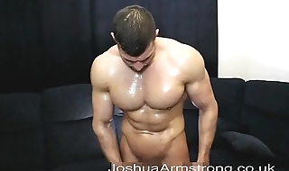 Oily muscle pup