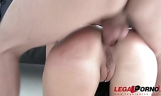 Laima has intense fuck session with DP, DAP &amp_ double pussy fucking