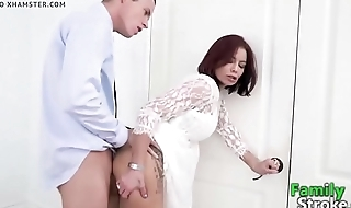 Naughty Mom Fuck Continuing Stepson: Full Vids FamilyStroke.net