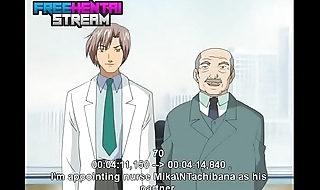 Sated Hentai - Docter is Fucking the whole Nurse staff