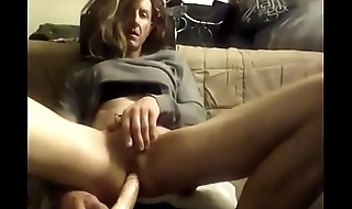 crossdresser jacking off