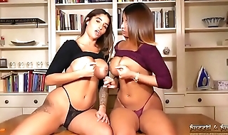 Indian twins Strip and give you beat it Off Instructions