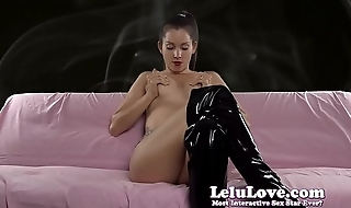 FemDom congress you smoke painless punishment plus jocular blooper at the end