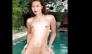 Patricia Asian Beauty MILF Licked